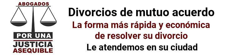 Divorcios en España